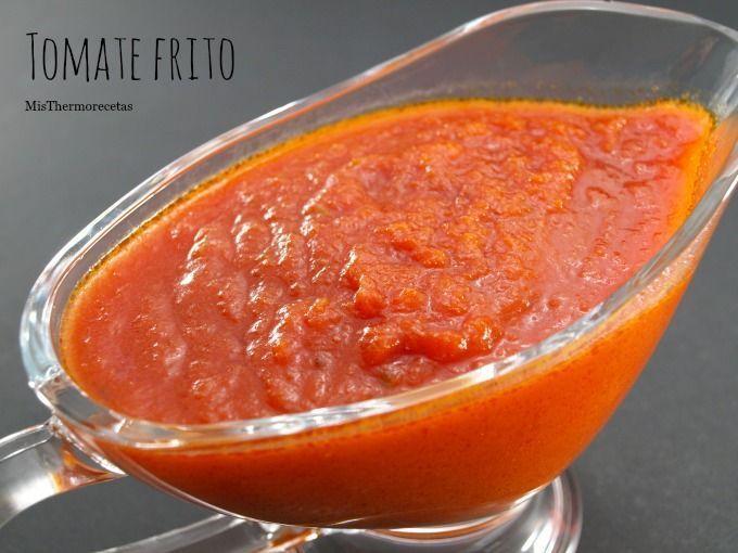 Tomate frito - MisThermorecetas