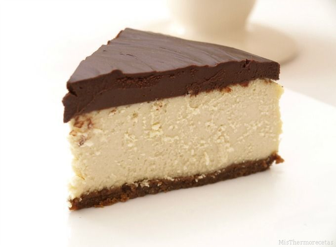 cheesecake de baileys con chocolate recetas thermomix misthermorecetas. Black Bedroom Furniture Sets. Home Design Ideas