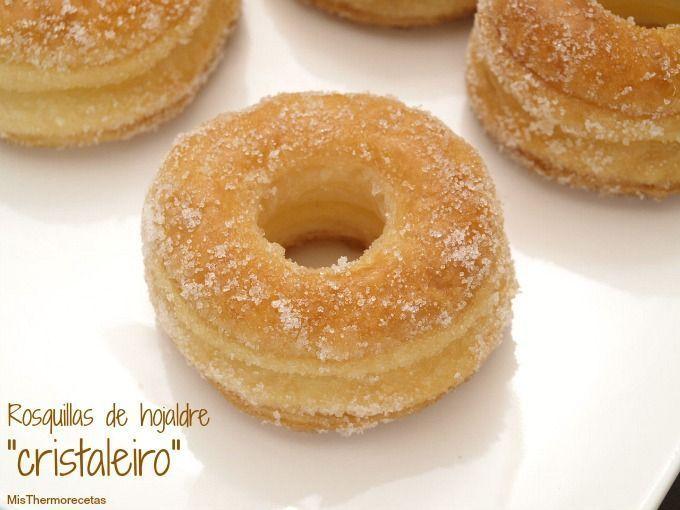 """CRONUTS """"Rosquillas de hojaldre"""""""