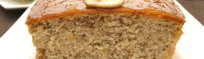 Plum-cake de plátano, nueces y uvas pasas - MisThermorecetas