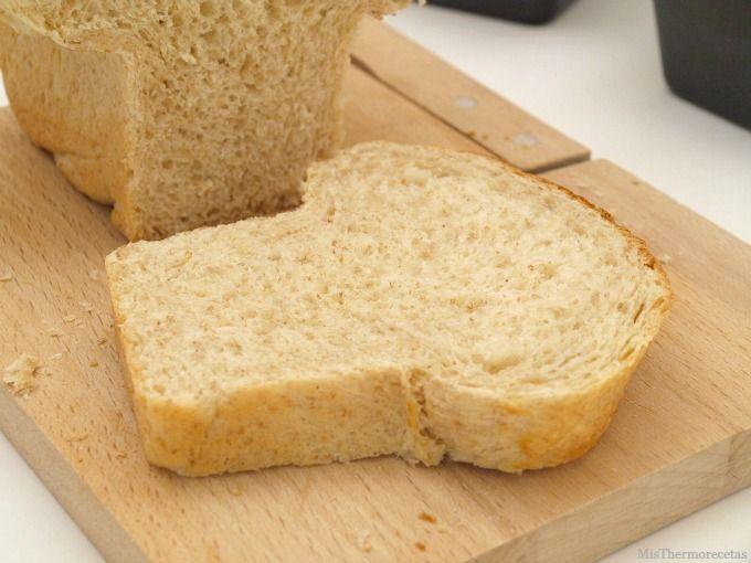 Brioches con harina integral - MisThermorecetas