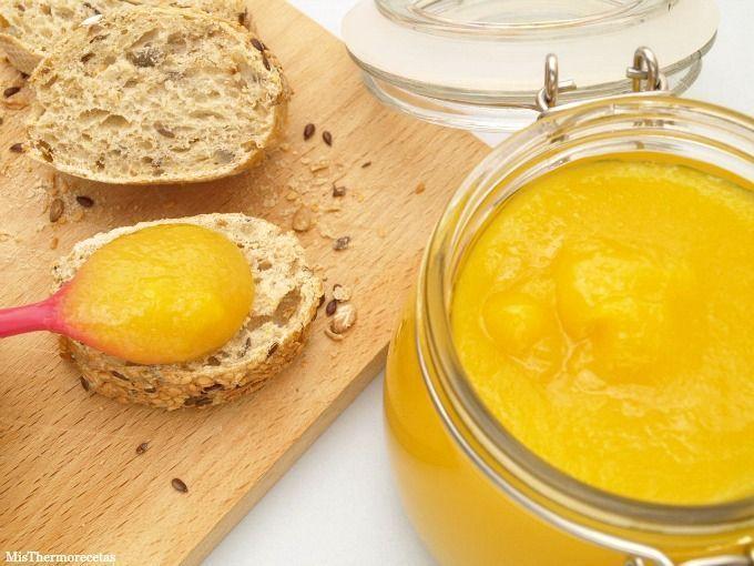 Mermelada ligera de mango - MisThermorecetas