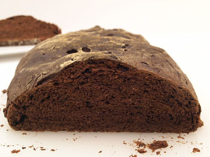 Pan de chocolate - MisThermorecetas