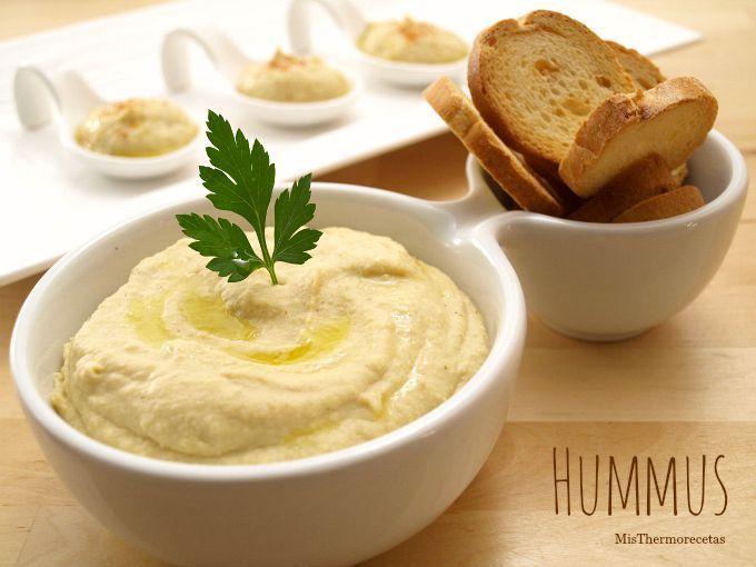 Hummus - MisThermorecetas