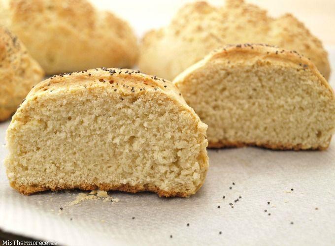 Pan sin levadura - MisThermorecetas