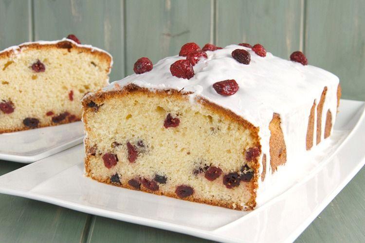 Cake de arándanos - MisThermorecetas