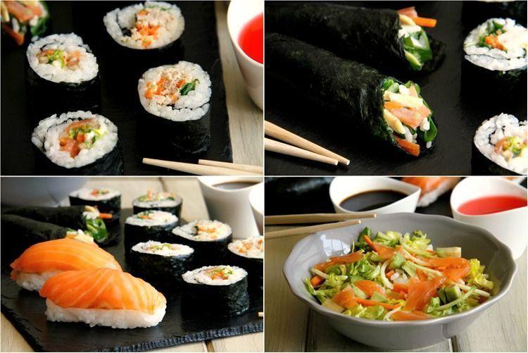 Sushi - MisThermorecetas