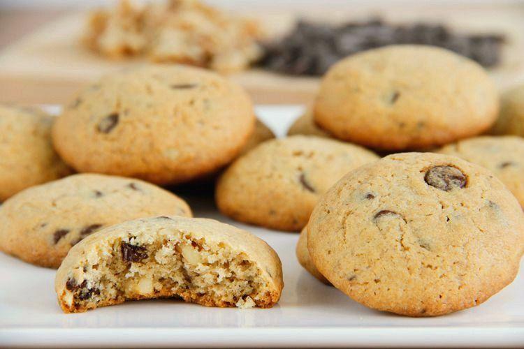 Cookies de chocolate y nuez - MisThermorecetas
