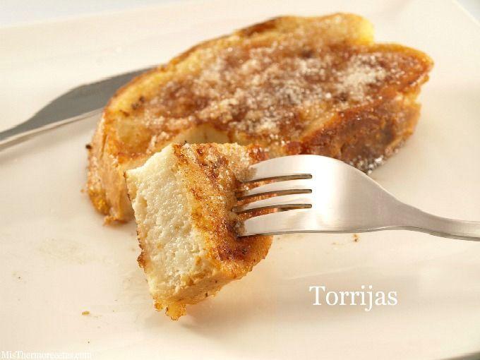 Torrijas - MisThermorecetas.com