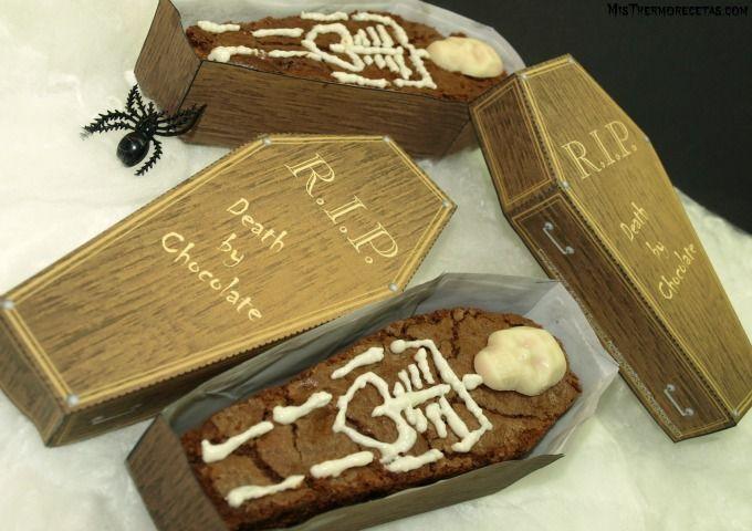 "Halloween: ""Muerte por chocolate"""