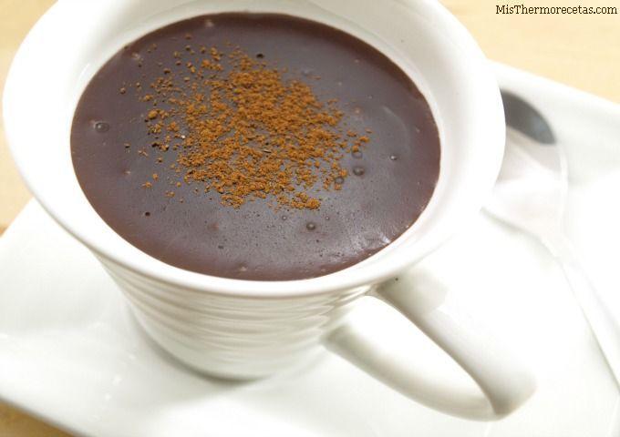 Chocolate a la canela