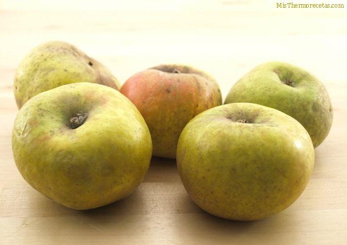 Compota de manzana Reineta