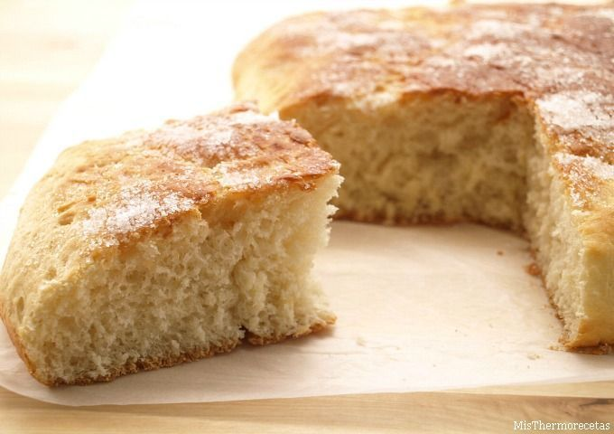 Pan dulce para el desayuno