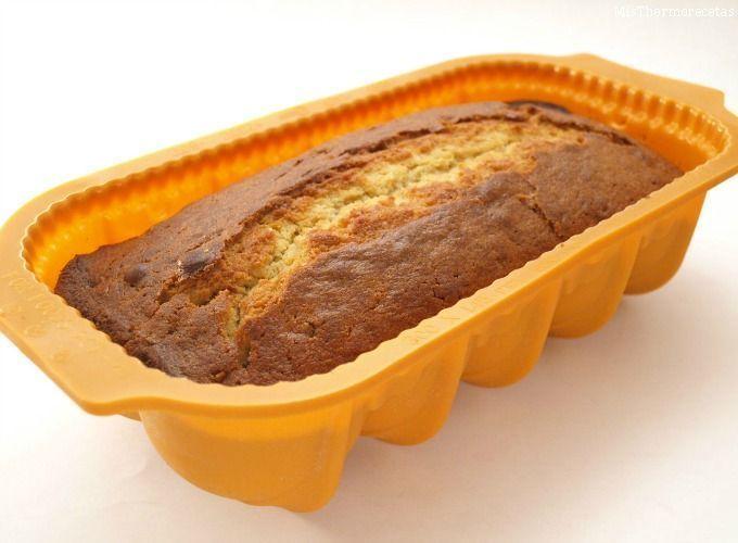 Bizcocho de mantequilla al aroma de vainilla