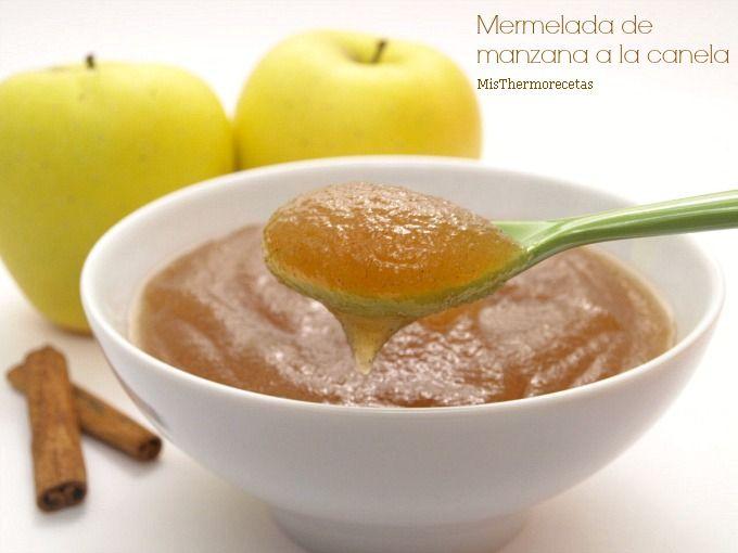 Mermelada De Manzana A La Canela Recetas Thermomix Misthermorecetas