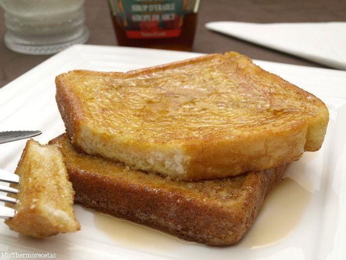 Tostadas francesas (French toast)