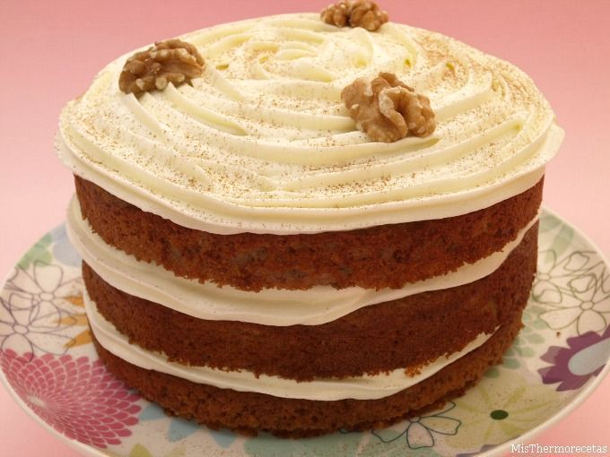 Tarta Colibrí (Hummingbird Cake)