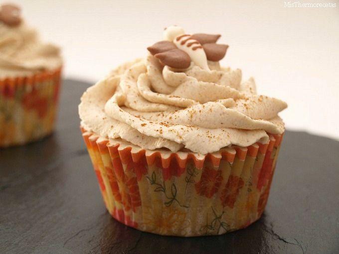 Cupcakes de quesada