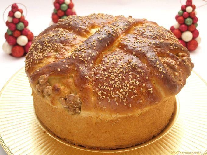 Pan de Cristo (Christopsomo)