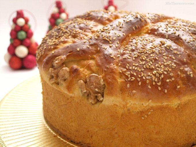 Pan de Cristo - MisThermorecetas