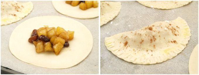 Empanadillas de manzana y canela - MisThermorecetas