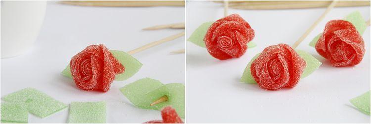 Rosas de chuches - MisThermorecetas