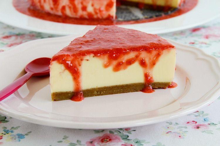Tarta de queso y flan - MisThermorecetas
