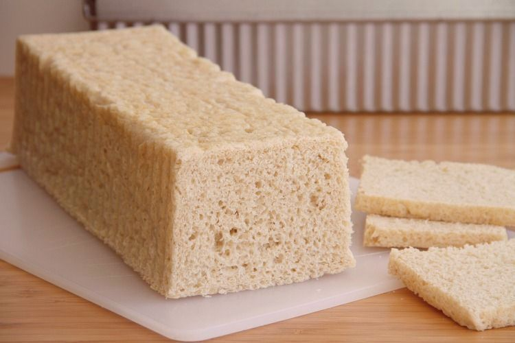 Pan de molde, con Thermomix