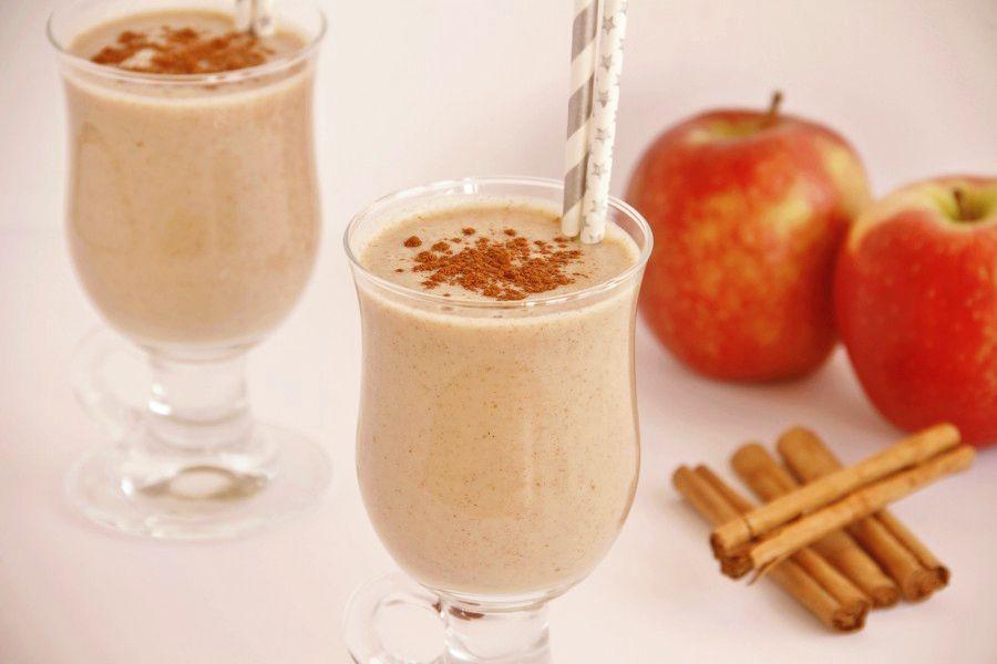 Smoothie de Tarta de manzana